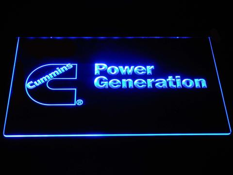 Cummins Power Generation LED Neon Sign